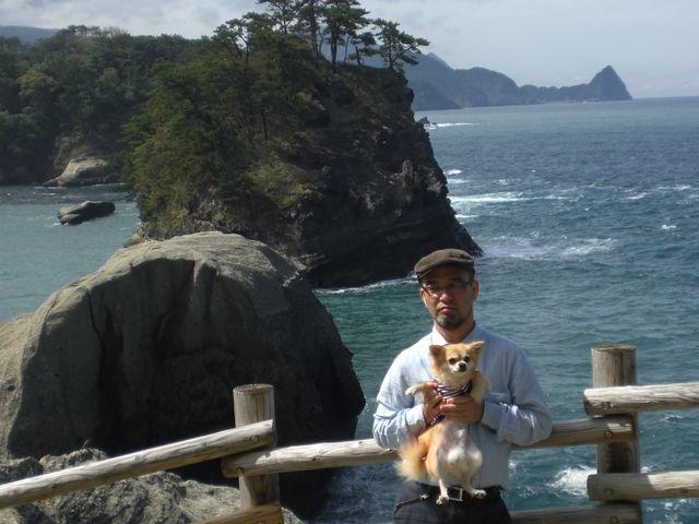我が家のダイです_堂ケ島