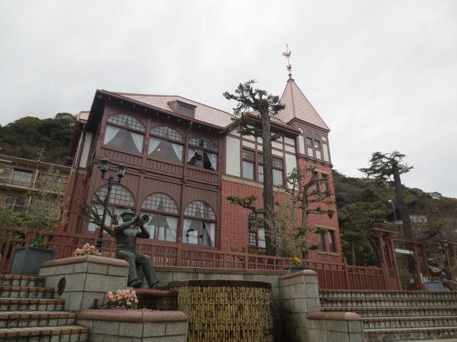 建物外観_旧トーマス邸(風見鶏の館)