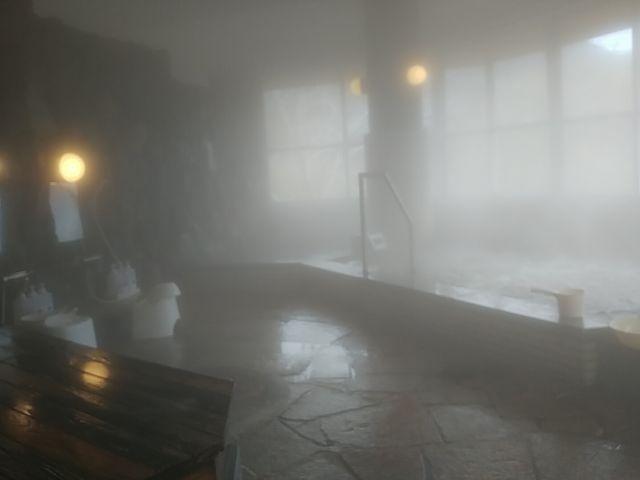 男性浴室_オーベルジュ&スパ 美郷の湯