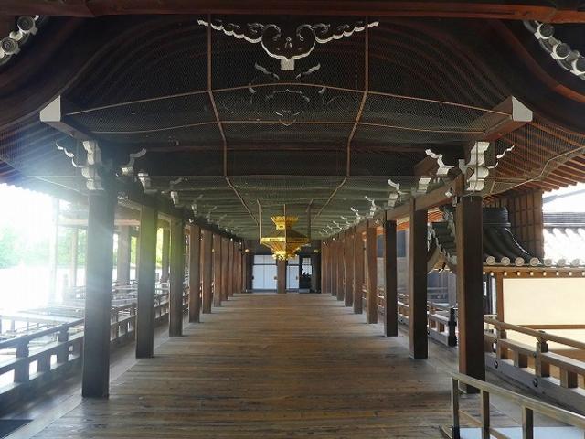 京都市・西本願寺_西本願寺(お西さん)