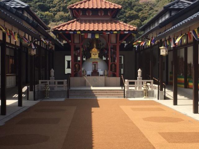 久々に行くと新しいお寺が出来ていた…。_須磨寺(福祥寺)