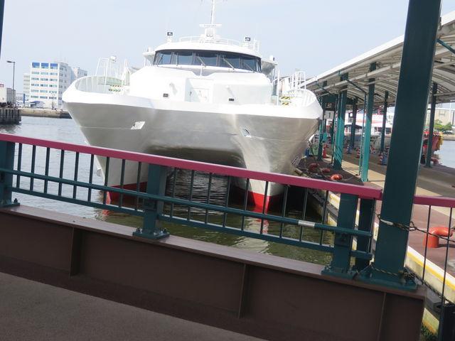 福岡市営渡船 (志賀島航路・玄...