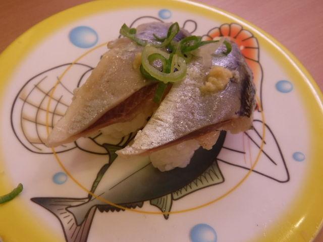 さんま_かっぱ寿司 新下関店
