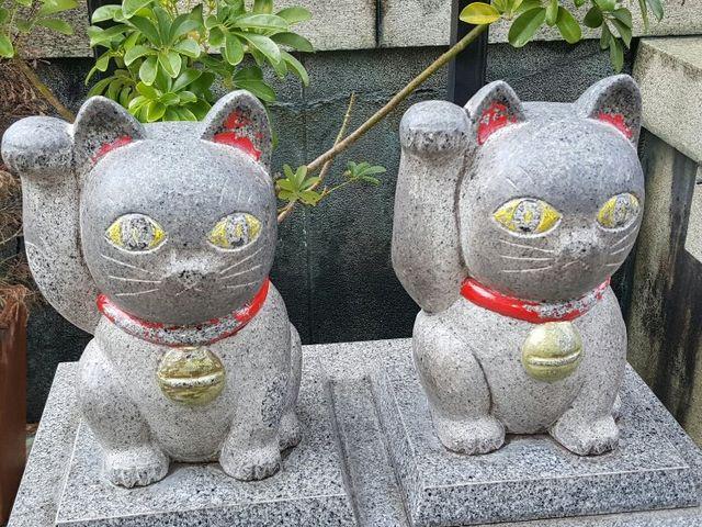 まねきねこ_今戸神社