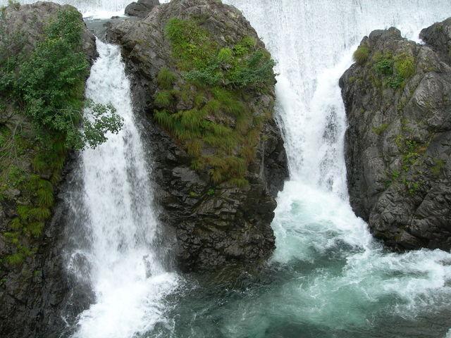 ピョウタンの滝_札内川園地
