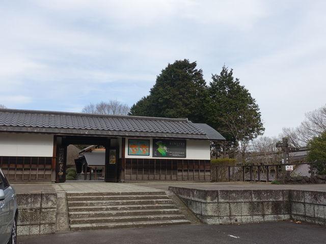 益子焼に関するものが集まった施設です_益子陶芸美術館