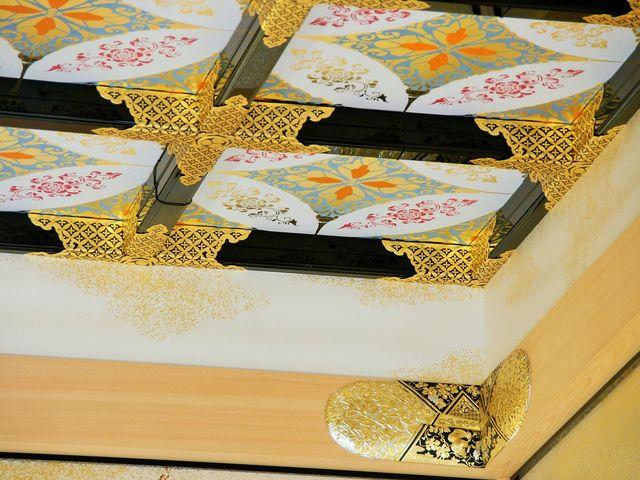本丸御殿の天井001_名古屋城
