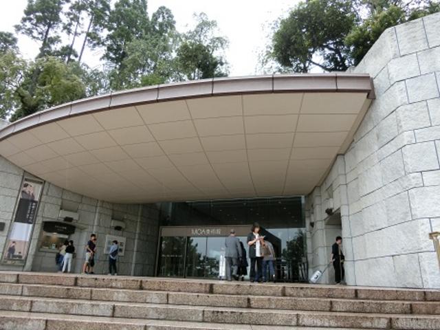 MOA美術館①_MOA美術館の梅