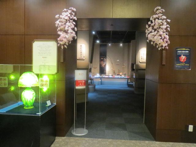入り口_神戸らんぷミュージアム