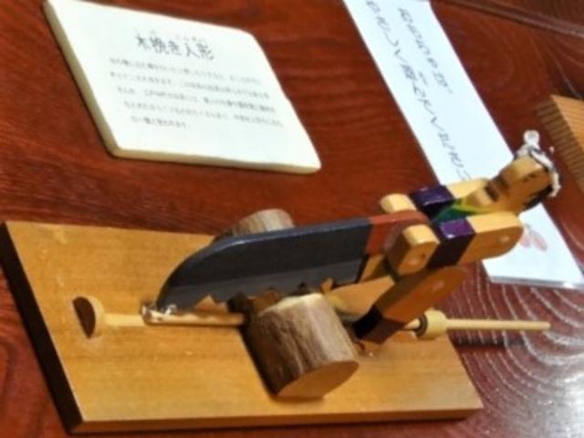 奈良町にある日本の伝統的おもちゃの資料館_奈良町からくりおもちゃ館