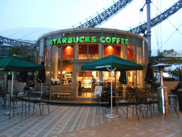 スターバックスコーヒー 東京ドームシティ ラクーア店_スターバックスコーヒー 東京ドームシティ ラクーア店