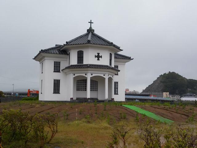 旧石巻ハリストス正教会教会堂_旧石巻ハリストス正教会教会堂