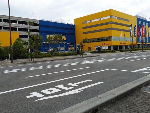 外観_IKEA ポートアイランド