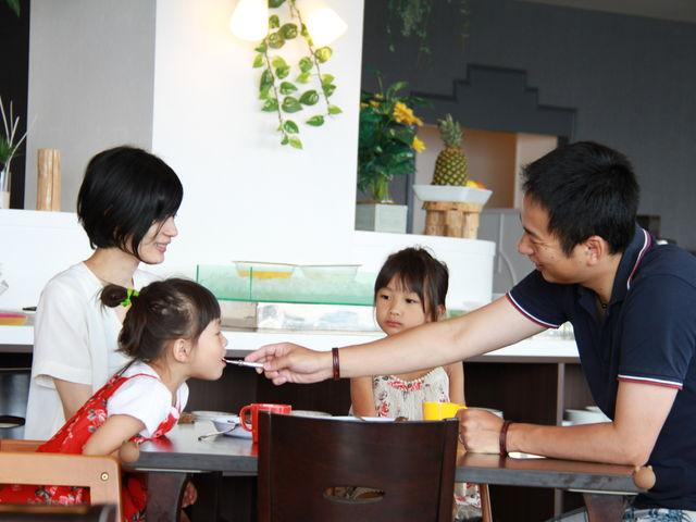 2階レストラン「四季」の一例。_ホテル&リゾーツ 京都 宮津