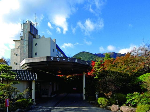 ホテル全景_湯元グリーンホテル