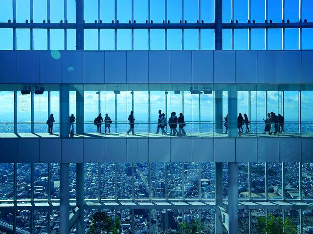 60階天上回廊_ハルカス300