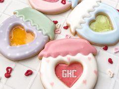 【*10月30日(金)開催*】《1Day☆アイシングクッキーワークショップ》