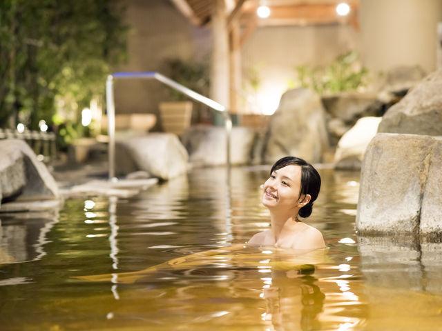 東京ドーム天然温泉 スパ ラクーア