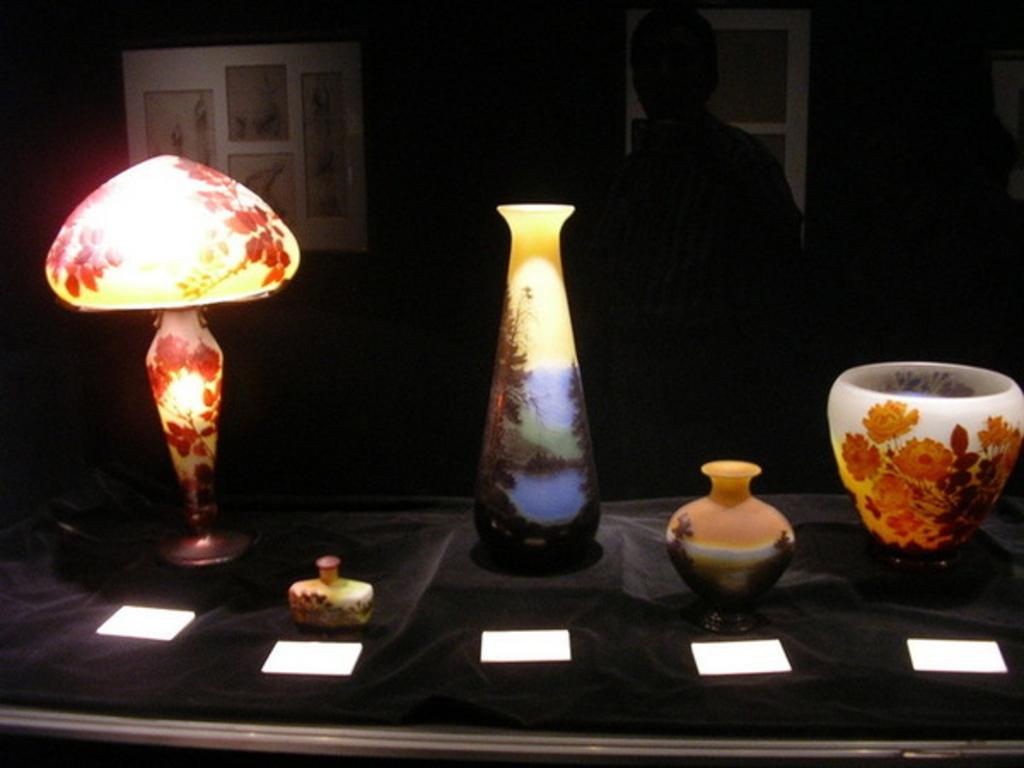 ガラスの芸術エミール ガレ美術館