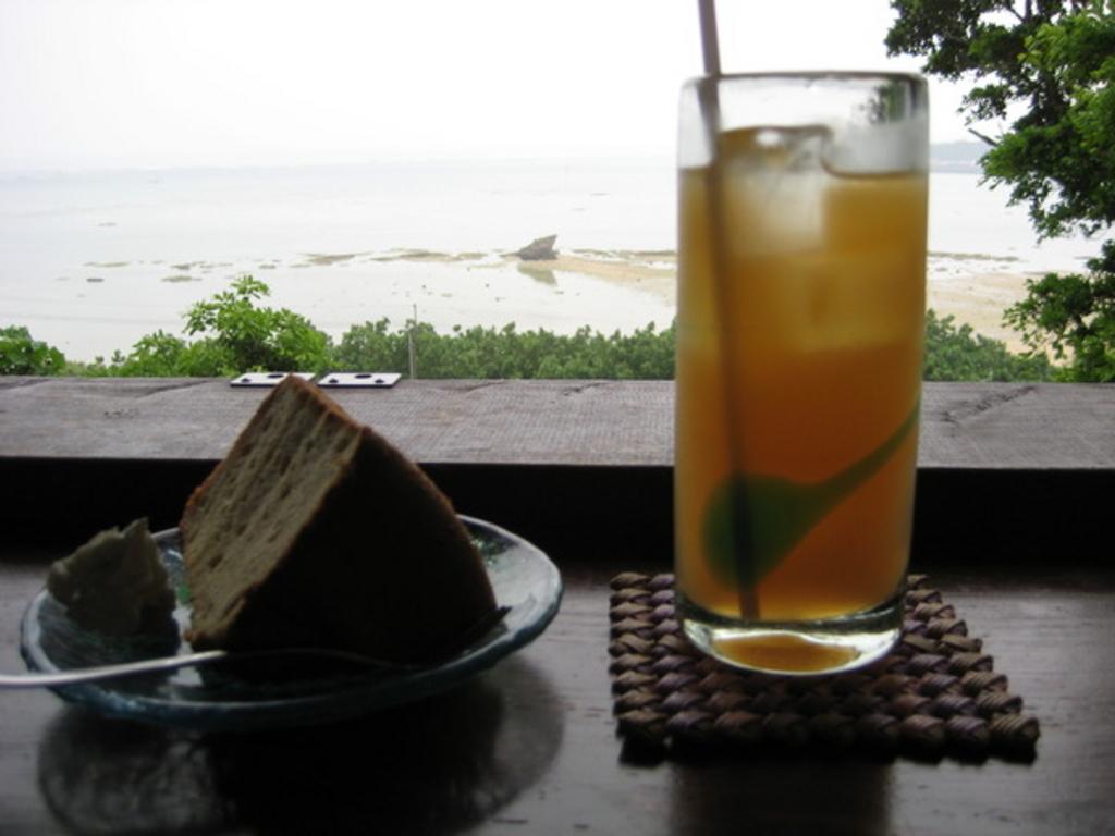 山の茶屋・楽水