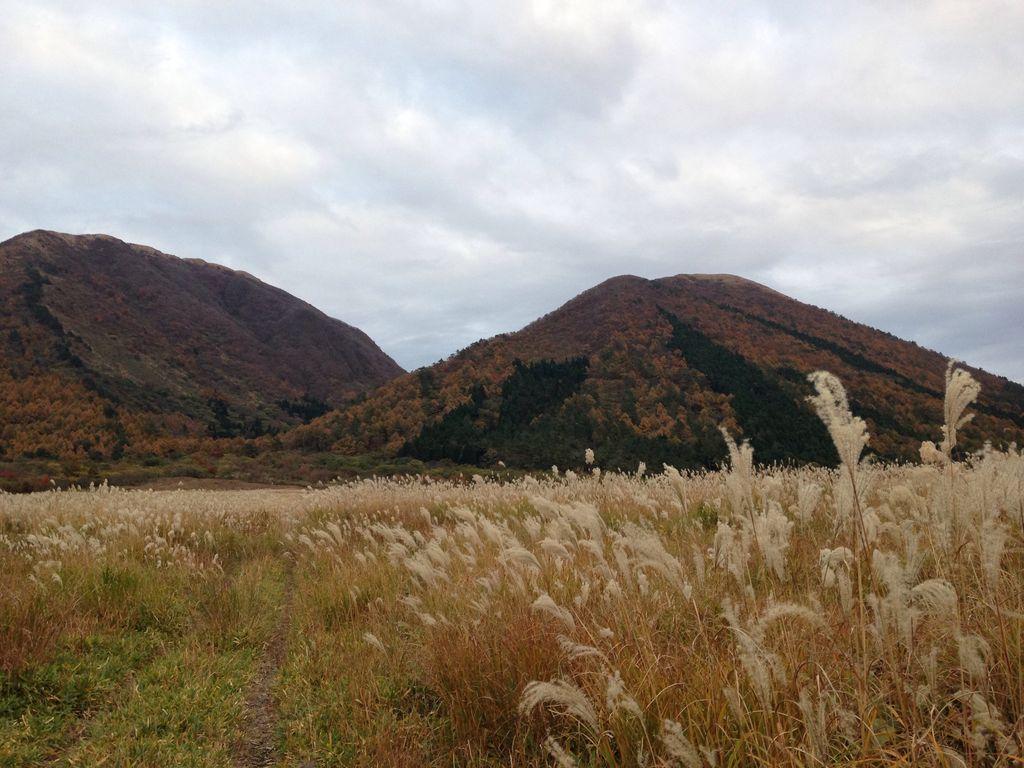 大山隠岐国立公園 三瓶山