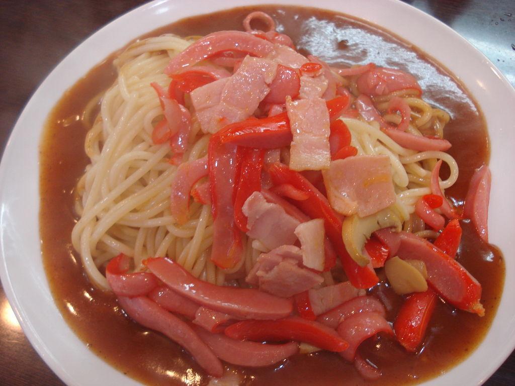 スパゲッティヨコイ