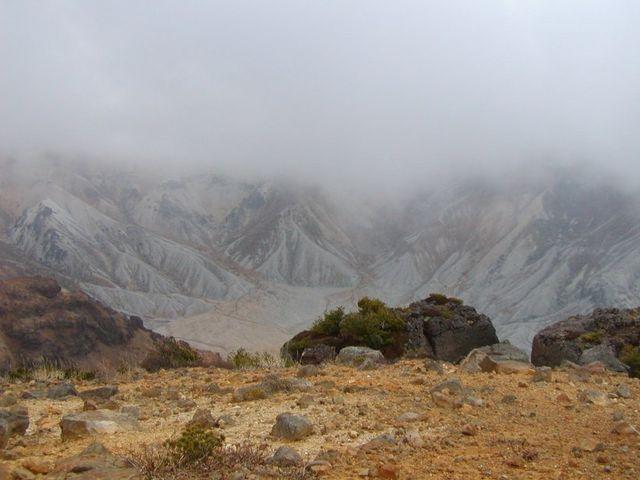 安達太良連峰4_安達太良山