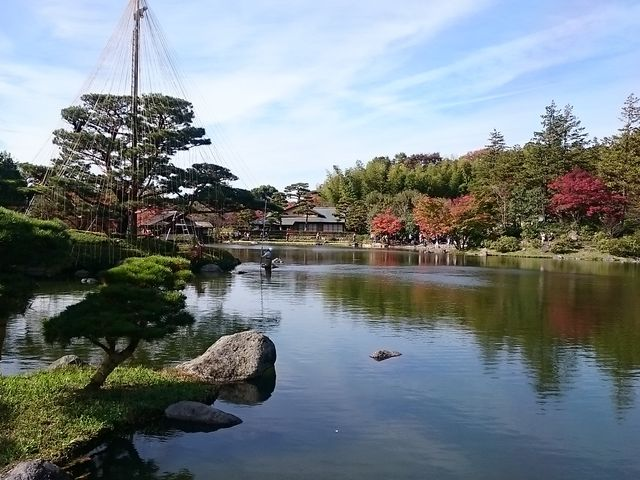 日本庭園1_国営昭和記念公園