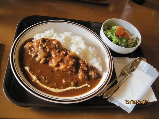 ハヤシライス_萩博物館レストラン