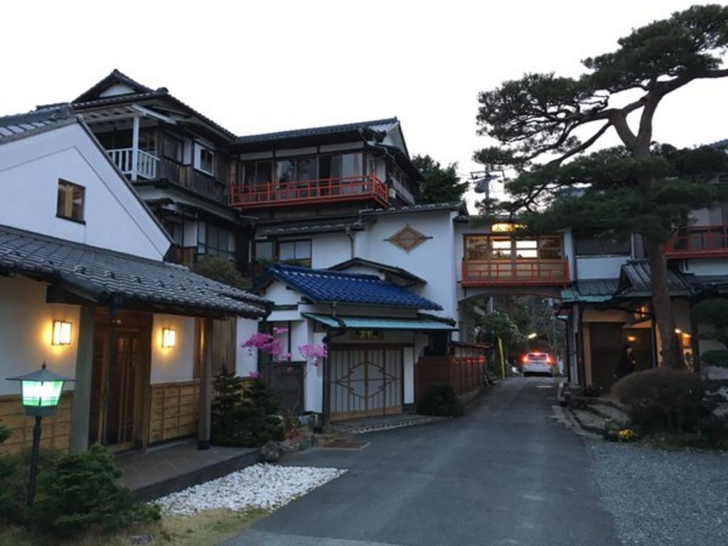 国民宿舎箱根太陽山荘