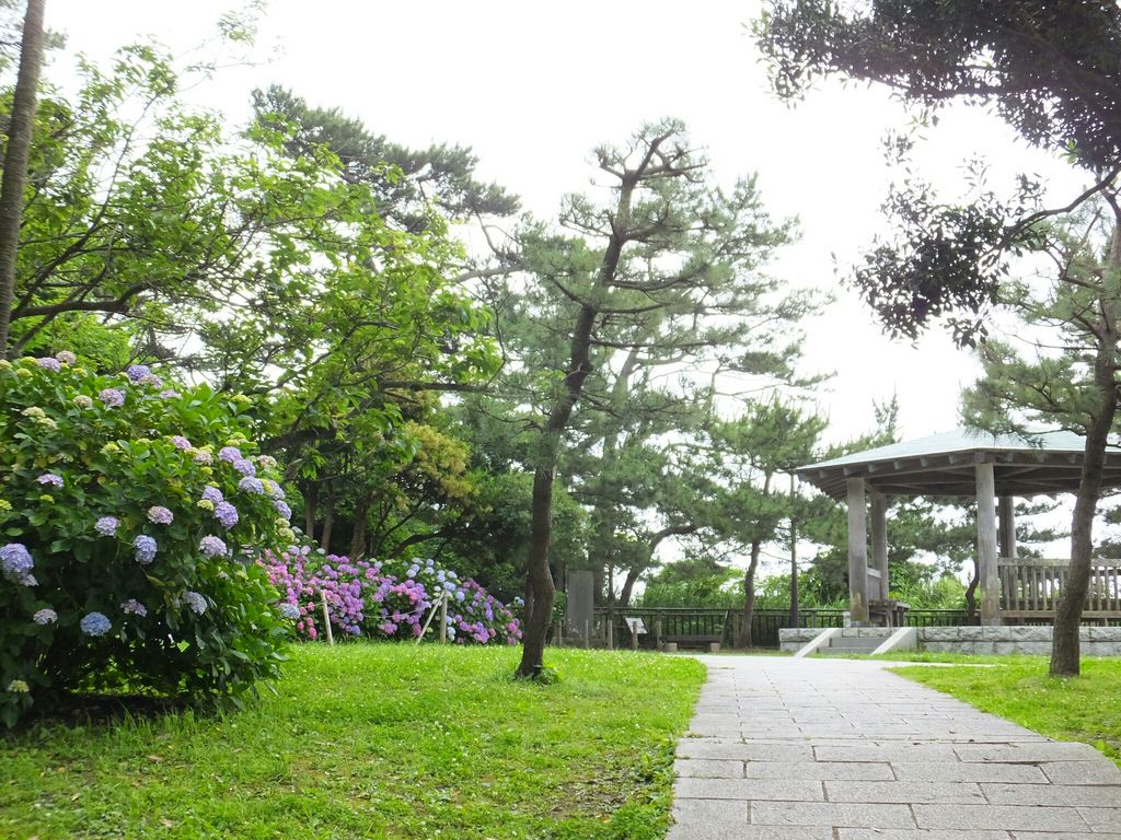 鎌倉海浜公園稲村ガ崎地区