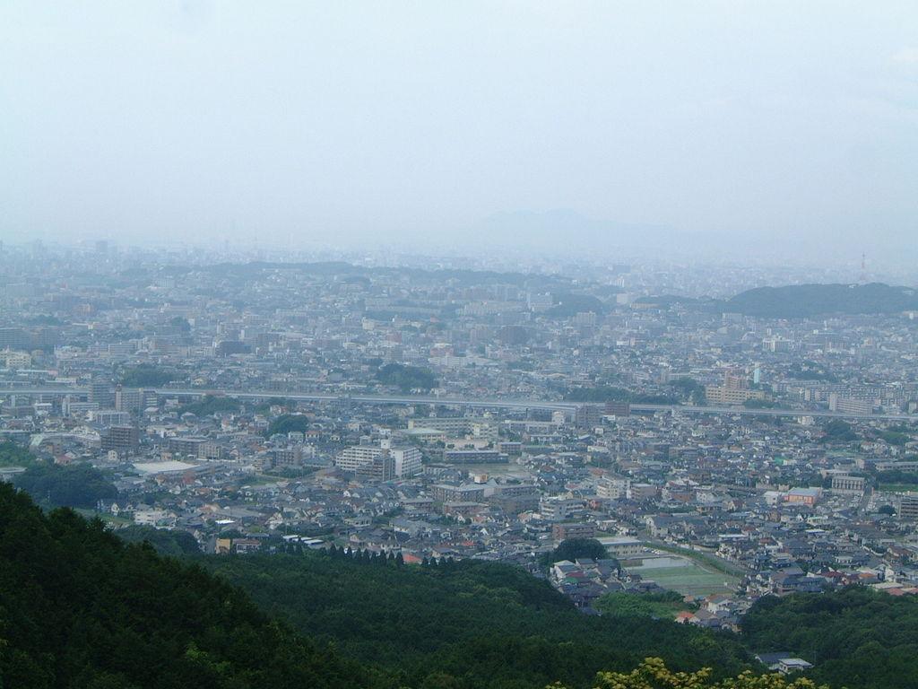 片江展望台
