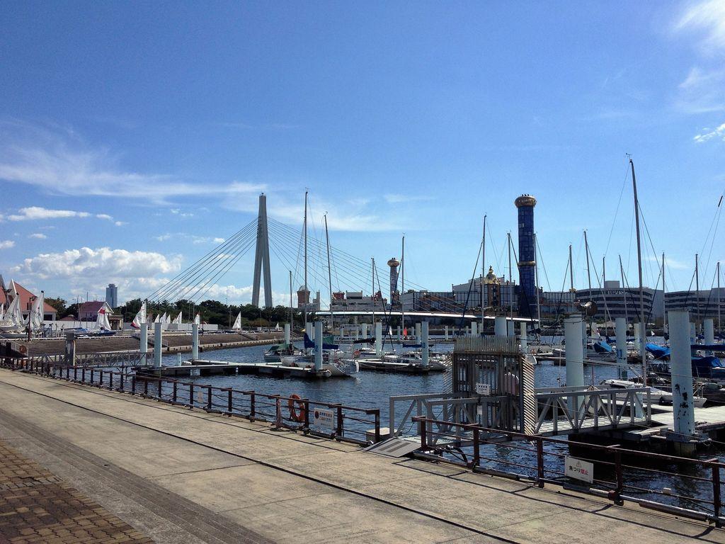 大阪北港ヨットハーバー