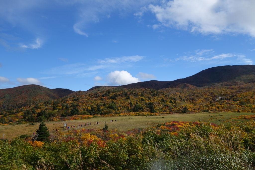 栗駒山(須川岳)
