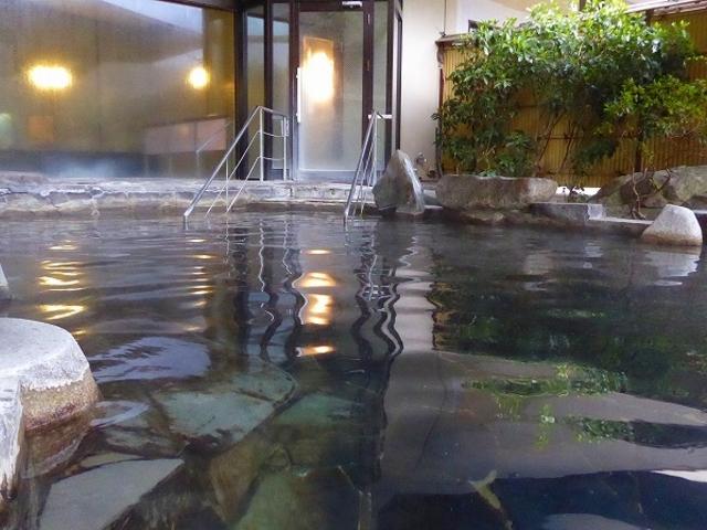 岩手県・花巻温泉・ホテル紅葉館(露天風呂)_花巻温泉 ホテル花巻