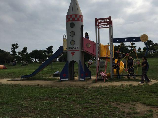子供向け遊具_月見ヶ丘海浜公園