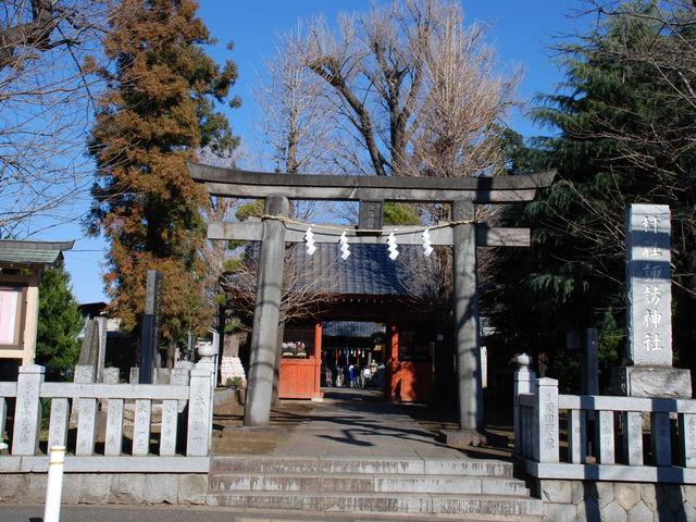 入口_諏訪神社