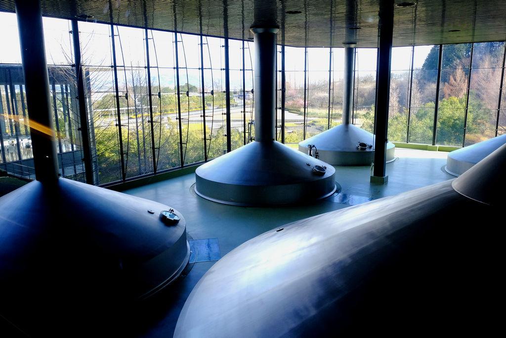 アサヒビール神奈川工場