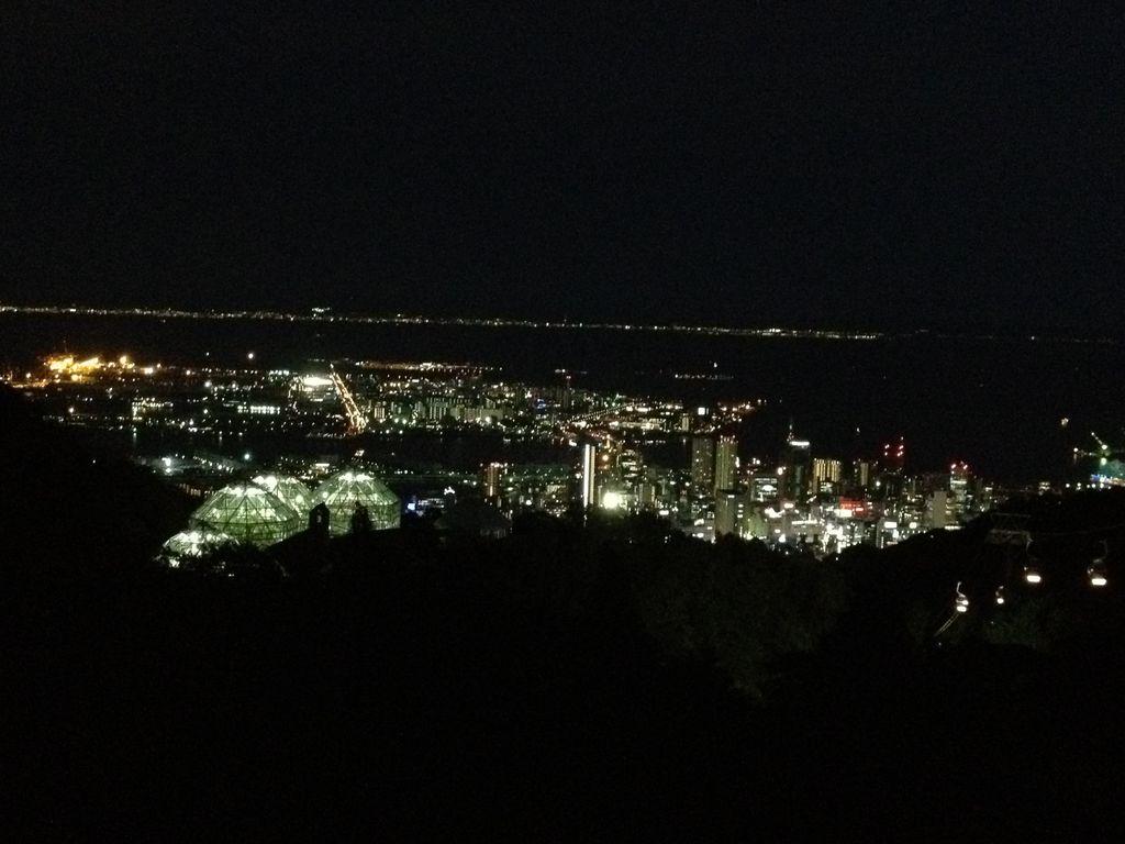 神戸布引ハーブ園/ロープウェイ