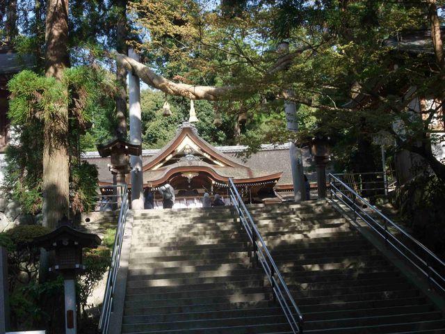 拝殿_大神神社