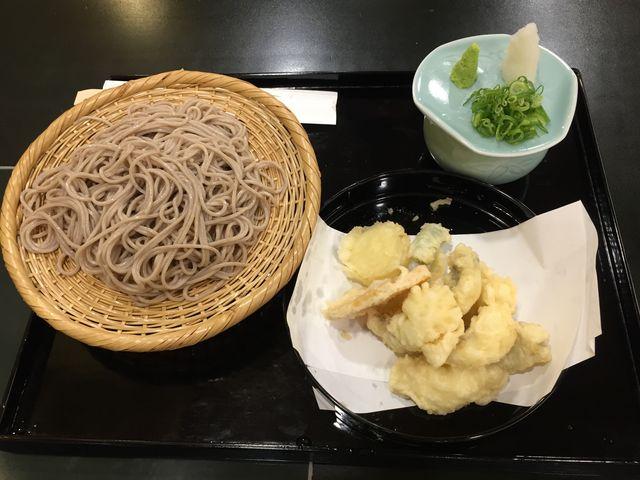 鱧天ざる_道頓堀 今井本店