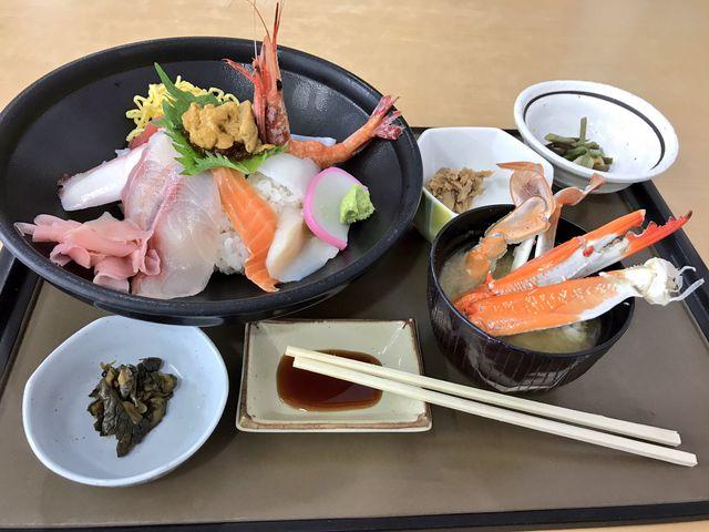 海鮮丼_大洗海鮮市場