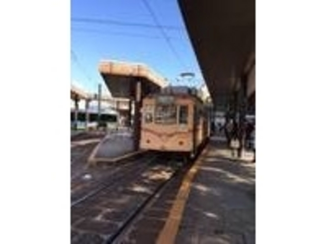 3000軽車両。_広島の路面電車