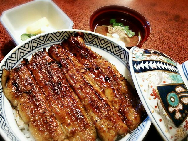 待つ甲斐ありです。 箱根→三島の桜家プランで。_桜家