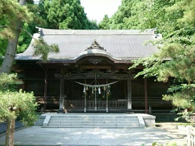 彌高神社_千秋公園