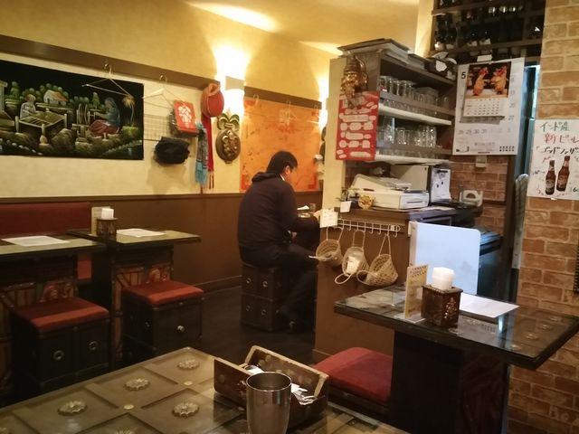 栄町店2_インドベジタブル料理店 マナズ