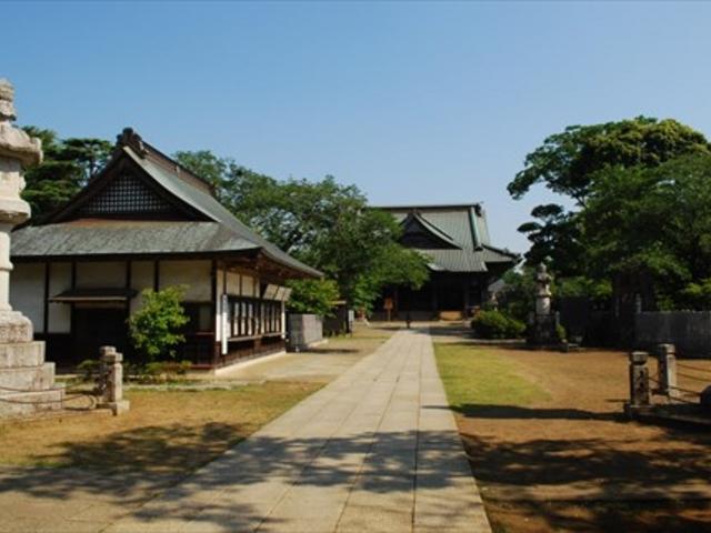 京成電車の駅名にもなっている。_東勝寺(宗吾霊堂)