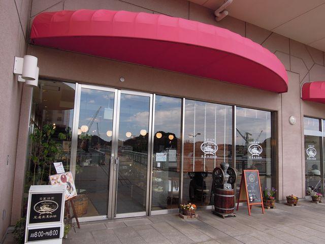 二階から入店できる_尾道浪漫珈琲 福屋尾道店