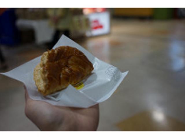 少し酸っぱめのリンゴを使ったパイでした_Sweets Factory pampam