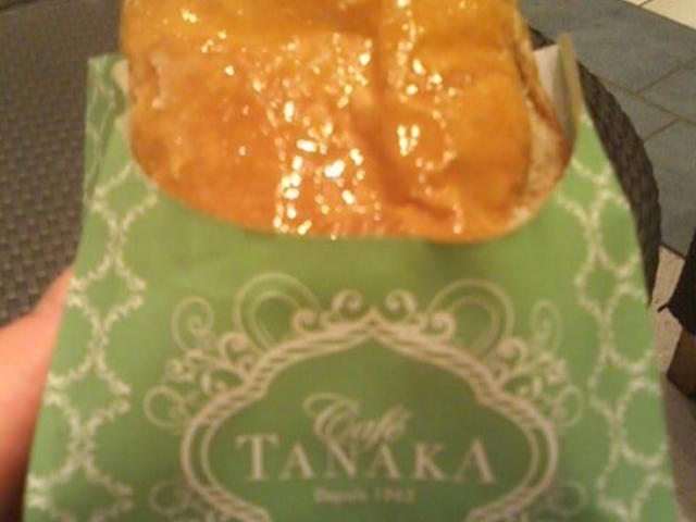 サクサククリームパイ_cafe TANAKA(カフェ タナカ) ジャズドリーム店
